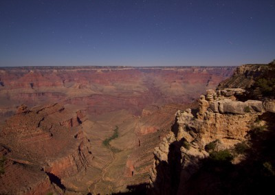 Arizona Grand Canyon midnight