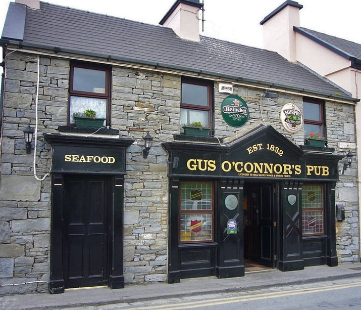 O'Connor's Pub, Doolin, County Clare
