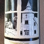 The Art of Wine Label-Making at Organized Crime Winery