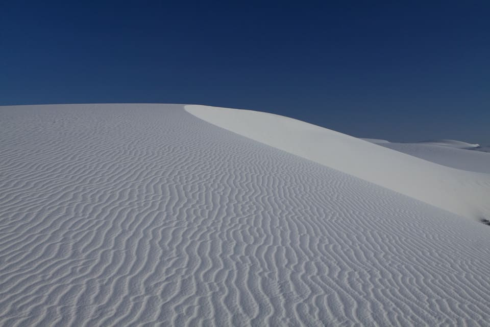 The 'White' Desert That Is Anything But
