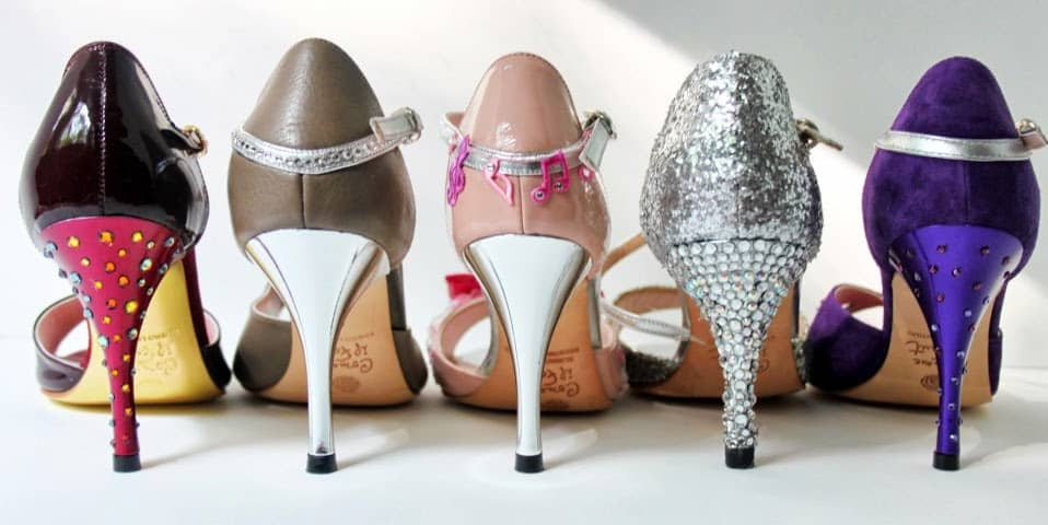 Shoe-a-holics be warned. You may just fall off the wagon.