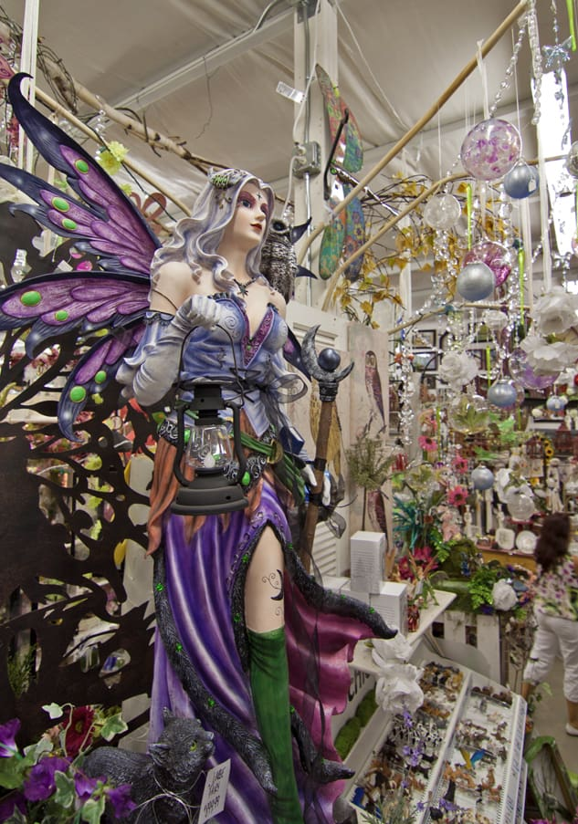 Howsabout a life-sized fairy for your living room?