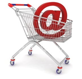 internet shopping cart