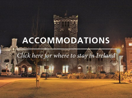 Accommodations Ireland