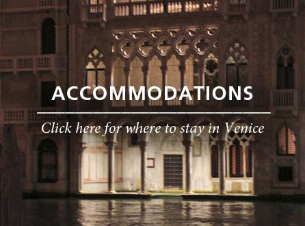 Accommodations Venice