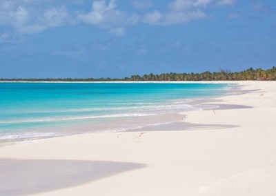 Barbuda Princess Di beach