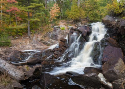 Duchesnay Falls North Bay