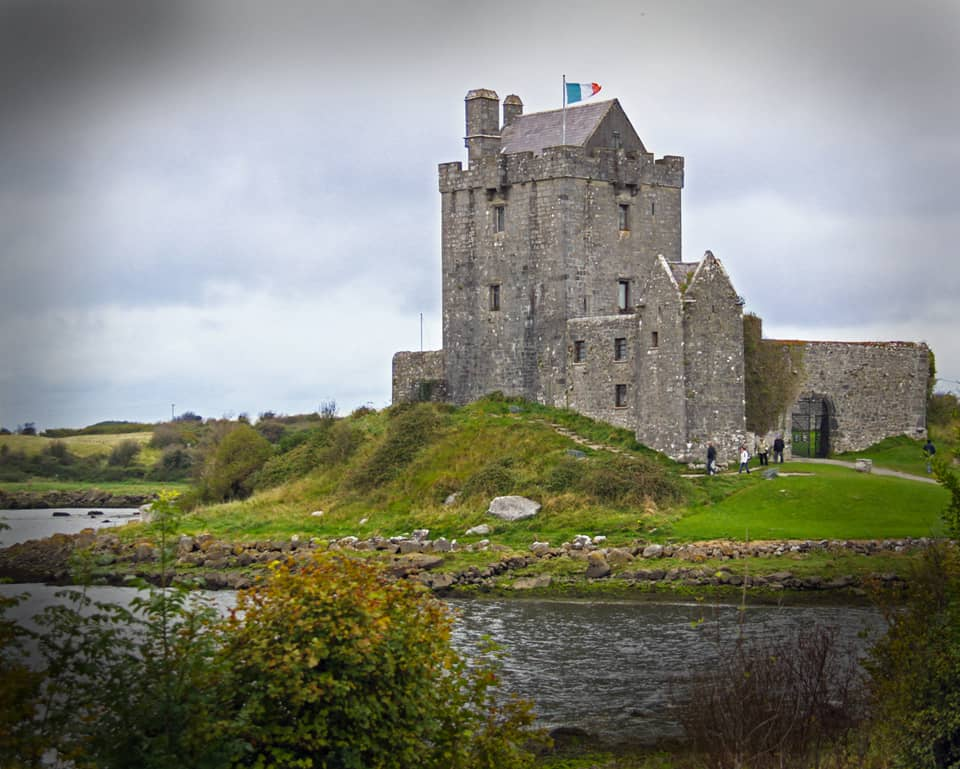 Ireland Dunguaire castle