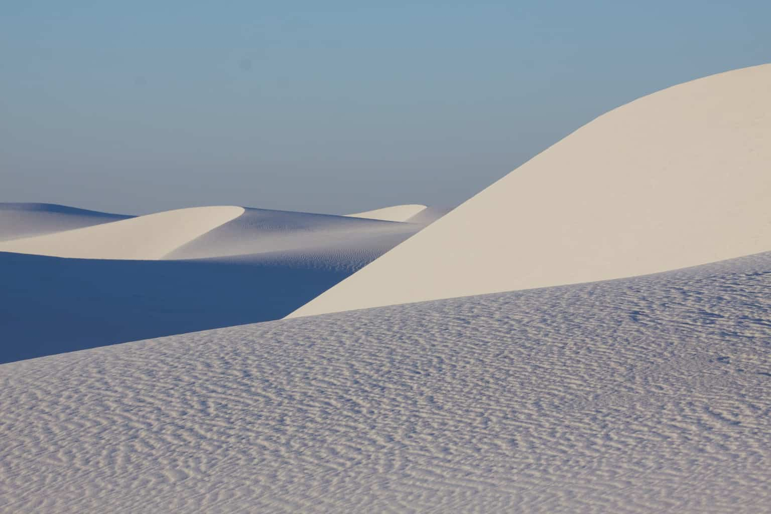 NM White Sands