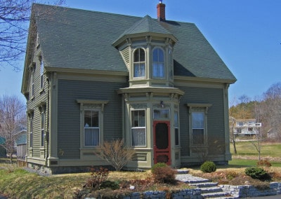House in Mahone Bay Nova Scotia