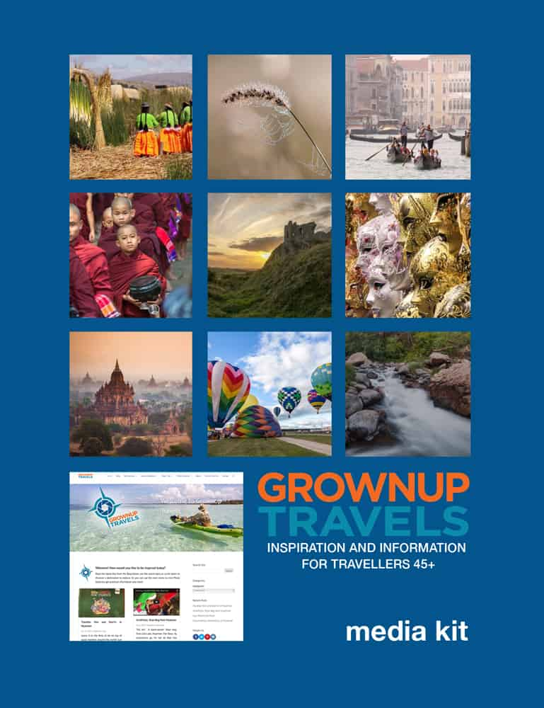 Grownup Travels Media kit