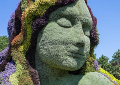 MosaiCanada 2017 Mother Earth closeup