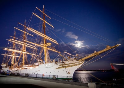 Tall Ship Queens Quay Toronto Ontario