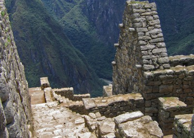 Peru Machu dont fall