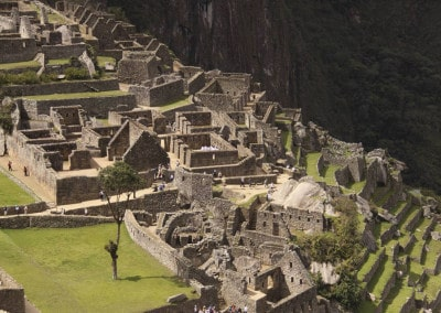 Peru Machu great light