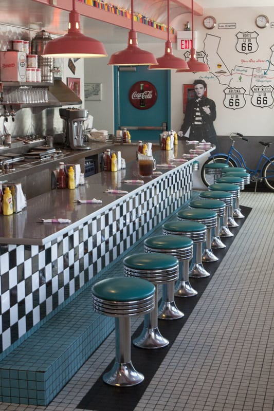NM - Route 66 Diner