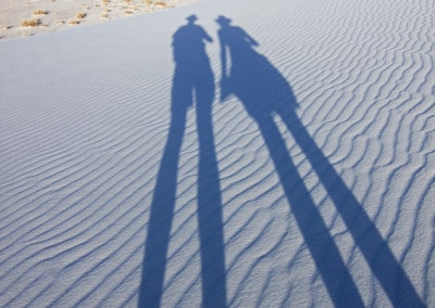 NM Aliens at White Sands