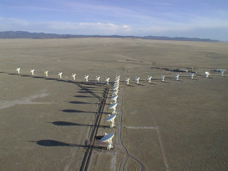 Very Large Array Photo: wikispaces