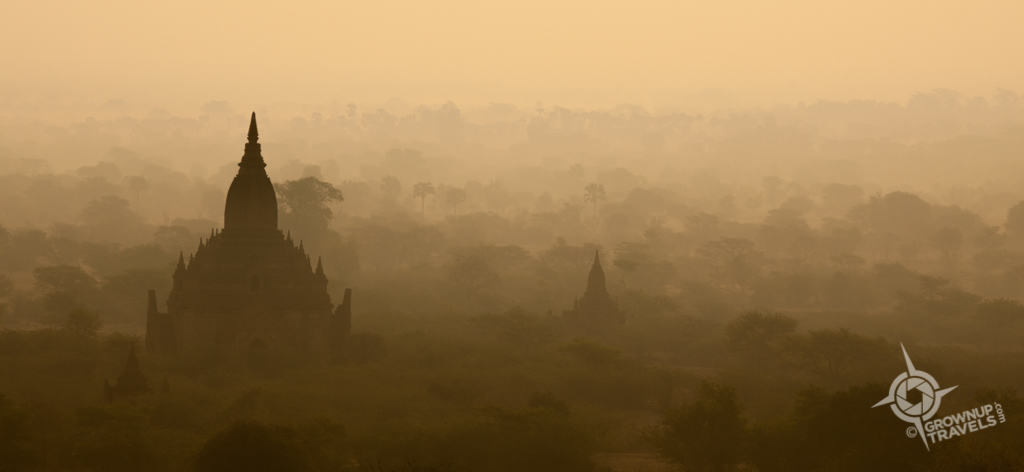 Bagan golden dawn