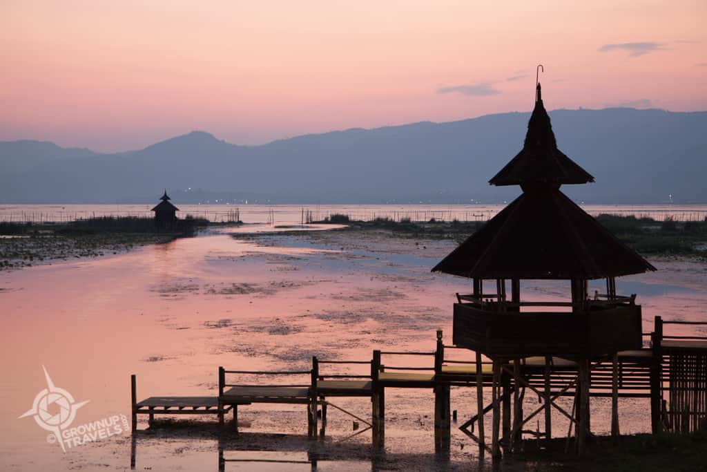 Inle Lake Treasure Resort