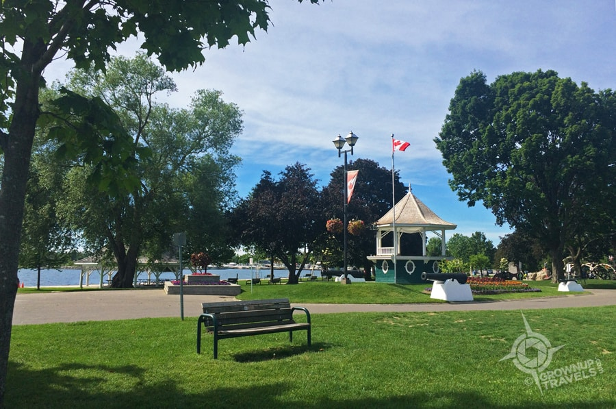 Orillia's waterfront is an example of how to do it right