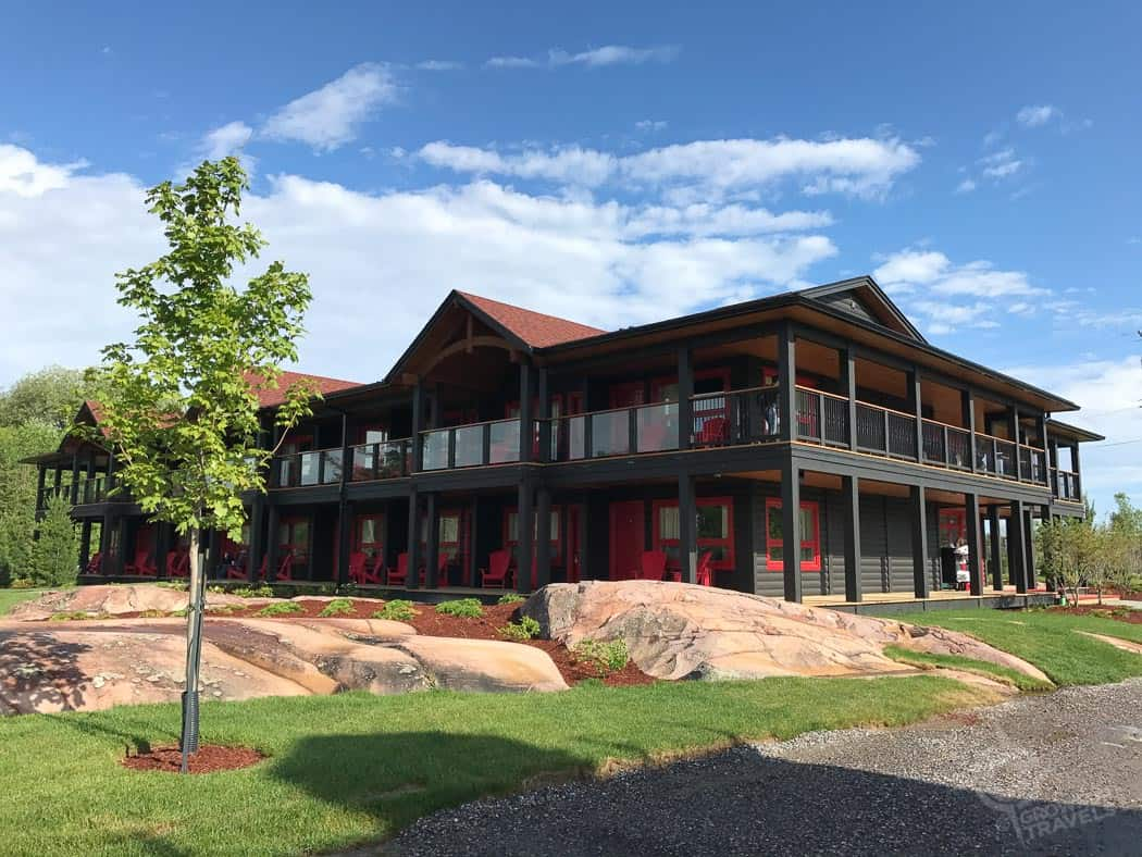 Killarney Mountain Lodge new addition