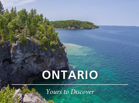 Ontario Destination link