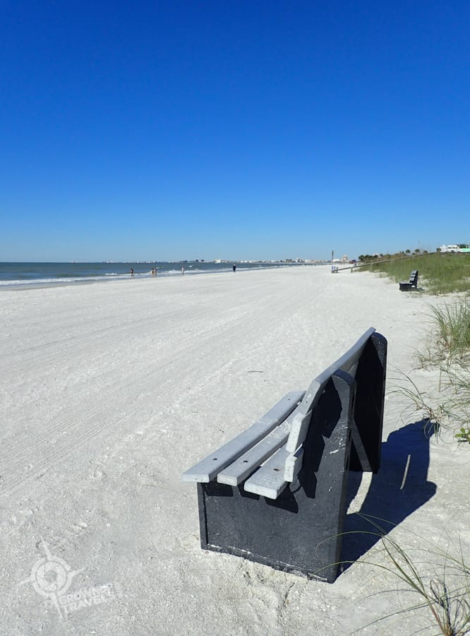 St. Pete's Pass-a-Grille Beach