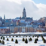 Why you'll fall in love with winter in Québec City