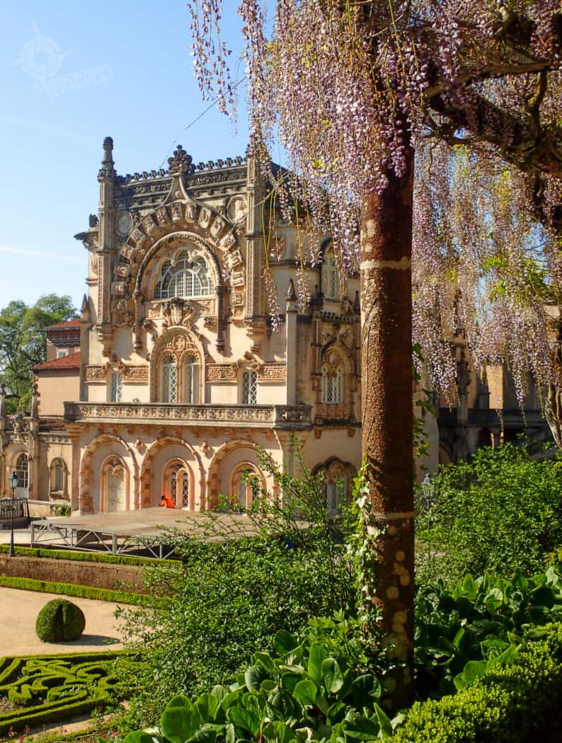 Bussaco Palace Portugal
