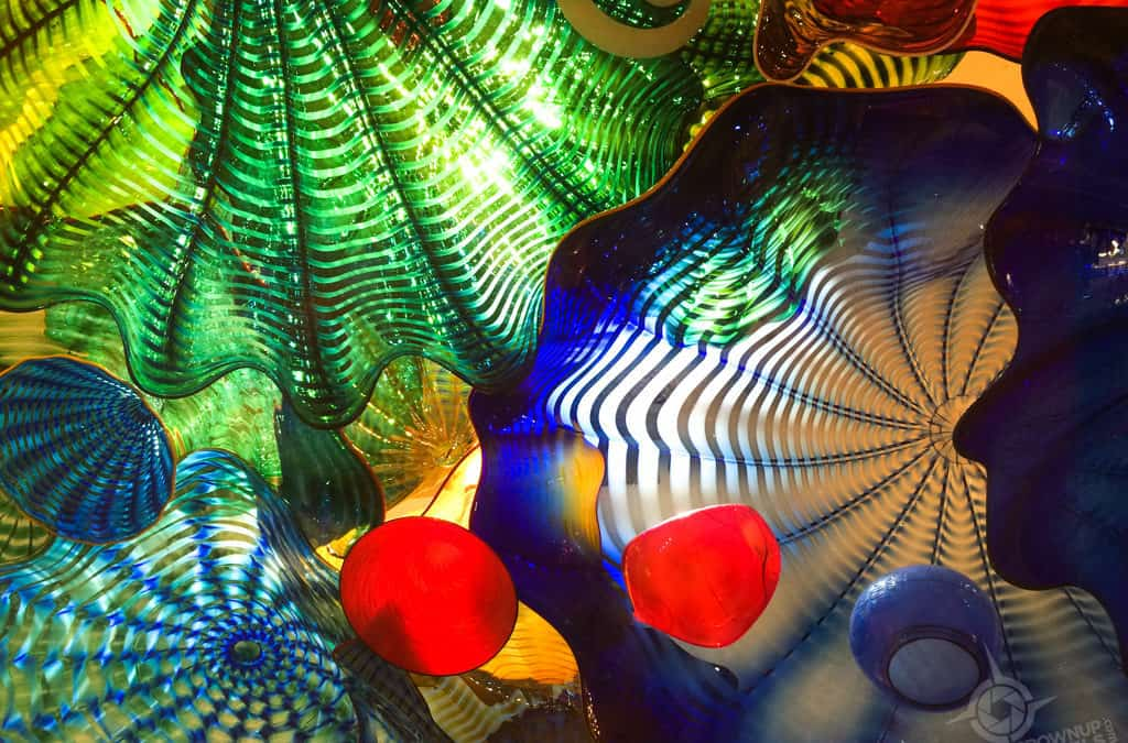 Chihuly Exhibition at the ROM is Brilliant