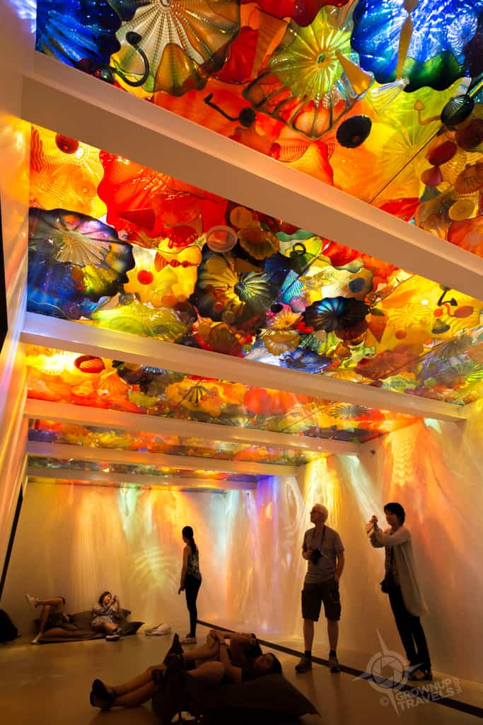 chihuly persian room