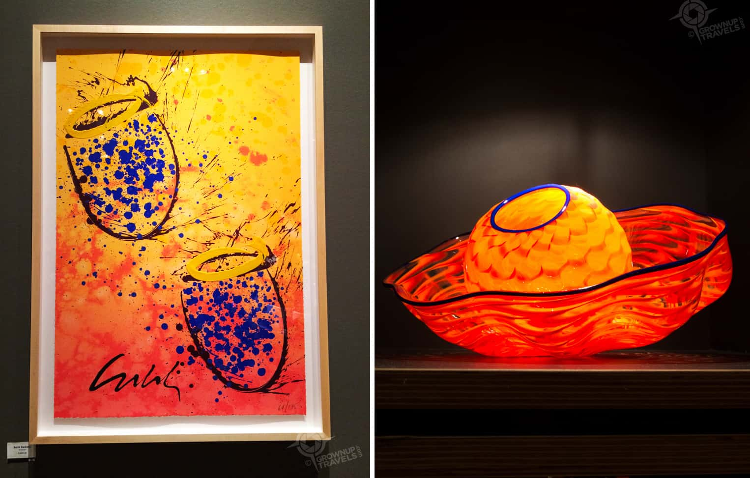 chihuly vessels