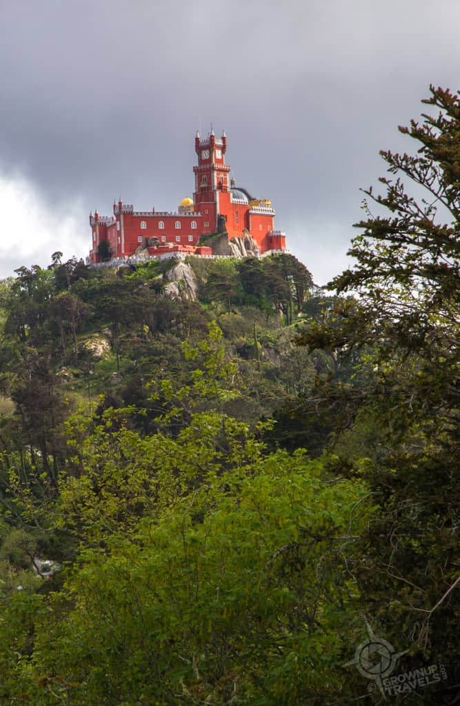 sintra portugal 3 must see unesco palaces and places. Black Bedroom Furniture Sets. Home Design Ideas