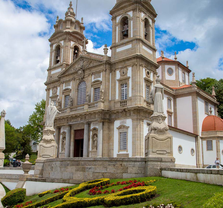 Braga, Portugal Part 2: Pilgrims, pack comfy shoes for Bom Jesus
