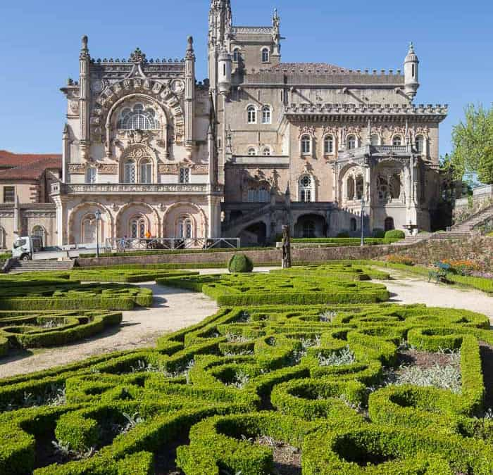 How I Was Enchanted by Bussaco Palace in Portugal