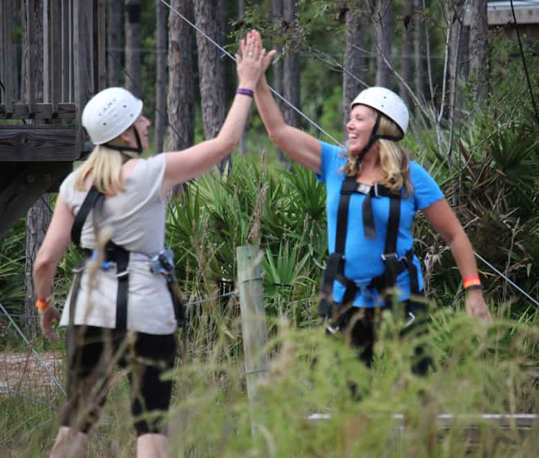 jane-liz-high-five