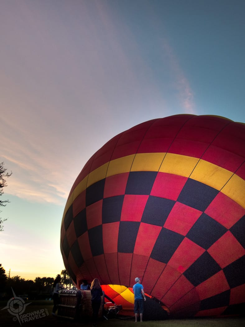 Kissimmee Bobs Balloons ride
