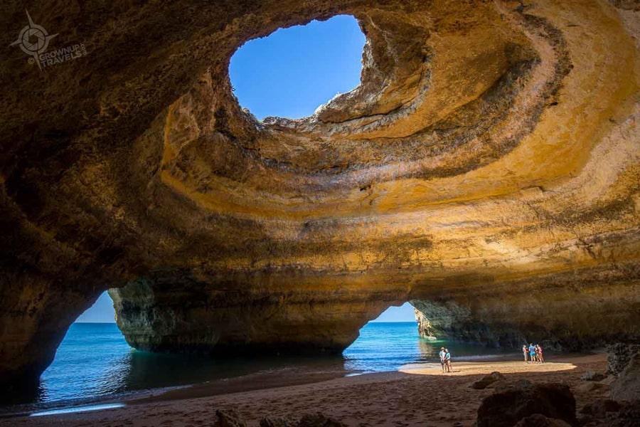 Benagil Cave, Portugal