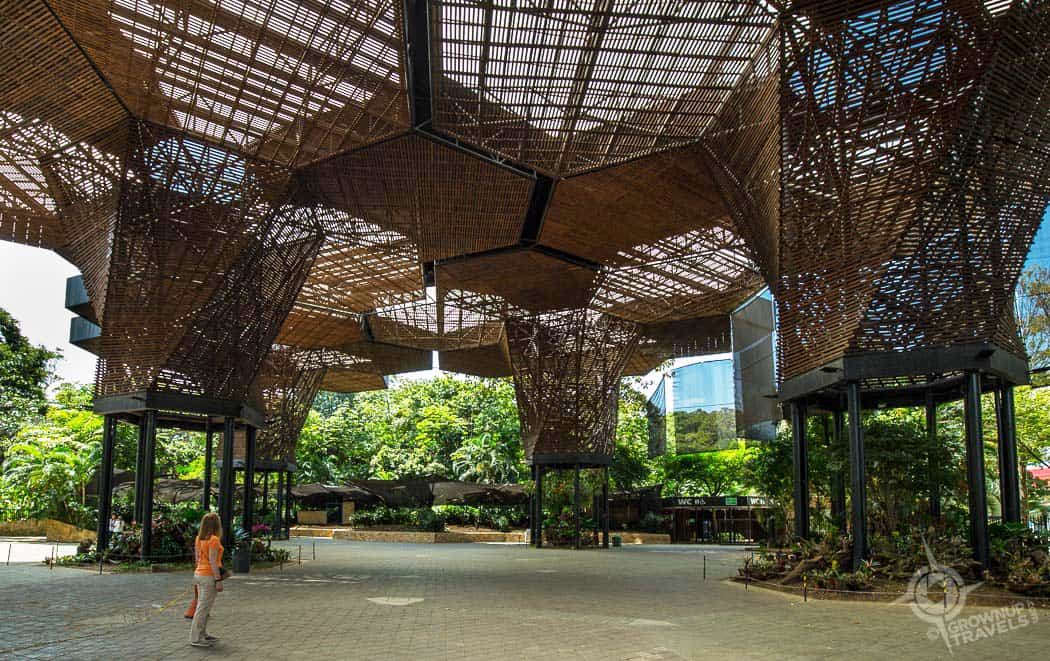 Medellin Jardin Botanico horiz