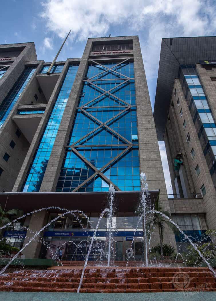 Medellin's Golden Mile