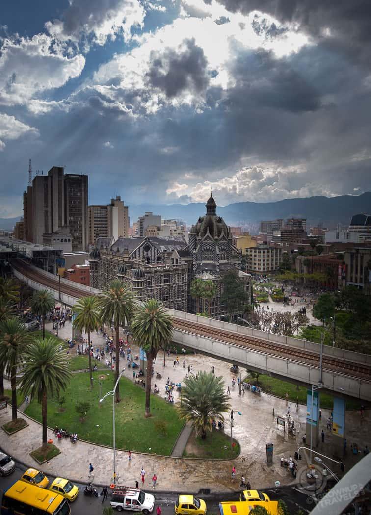 Plaza Botero Medellin