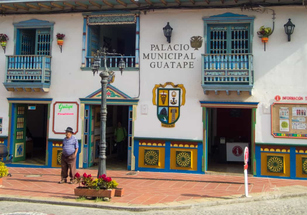 Guatape's Municipal Offices