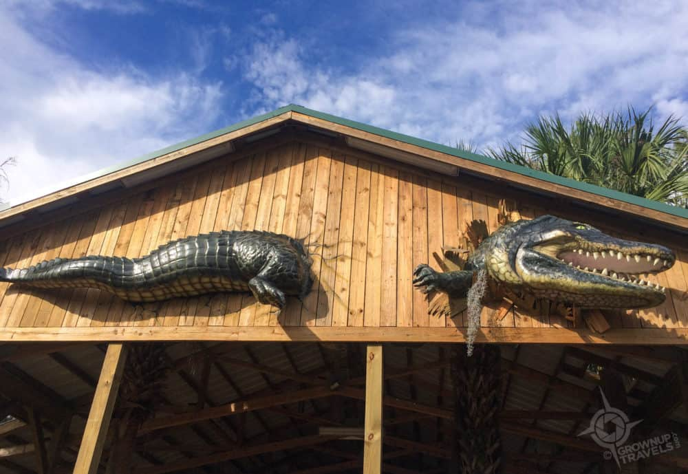 Gator Lounge at Wild Florida