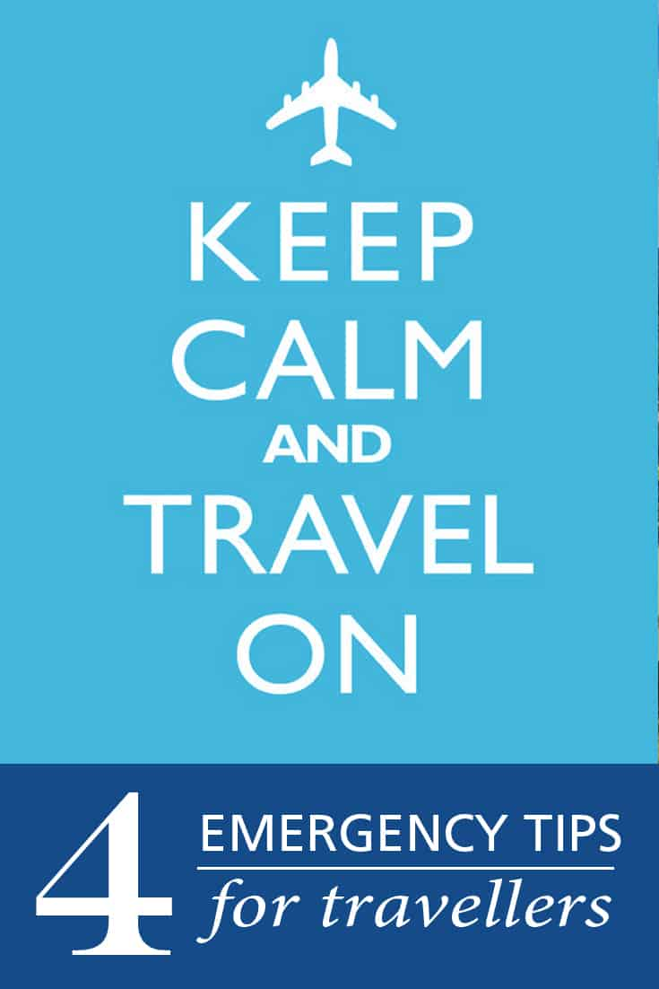 Pinterest 4 emergency tips