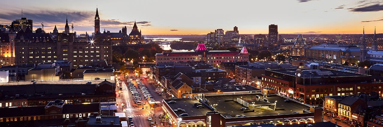 Andaz-Ottawa-Rooftop-Night-View
