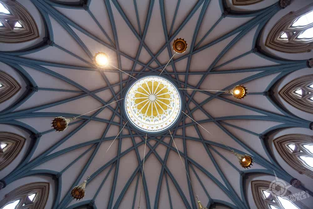 Dome in Parliamentary Library