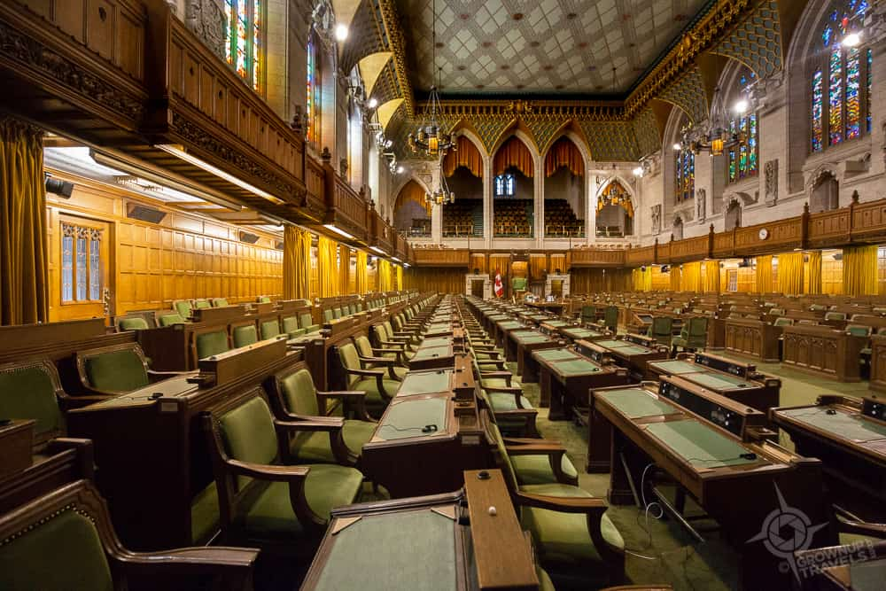 House of Commons Ottawa