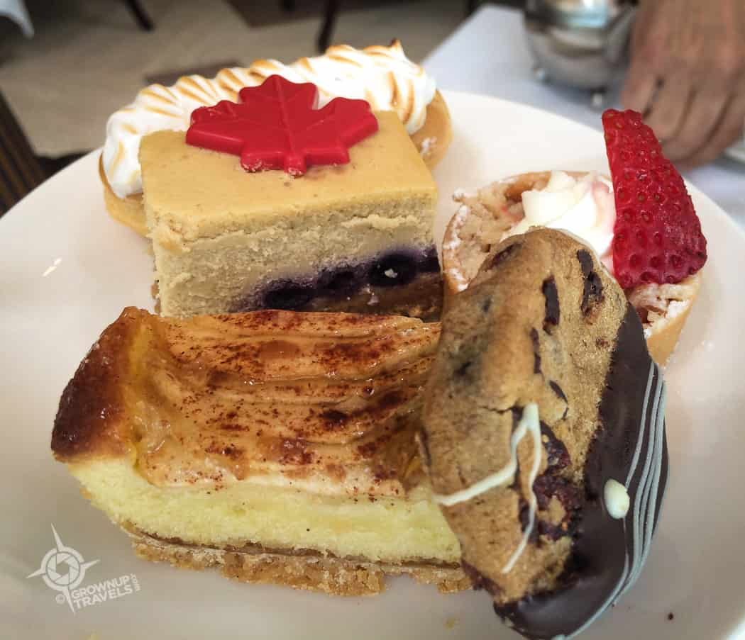 Ottawa made in Canada Afternoon Tea Chatea