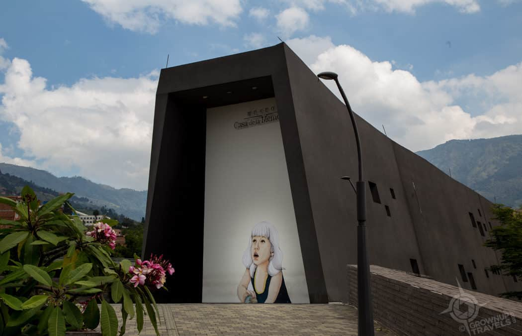 Why you should visit Casa de la Memoria in Medellin